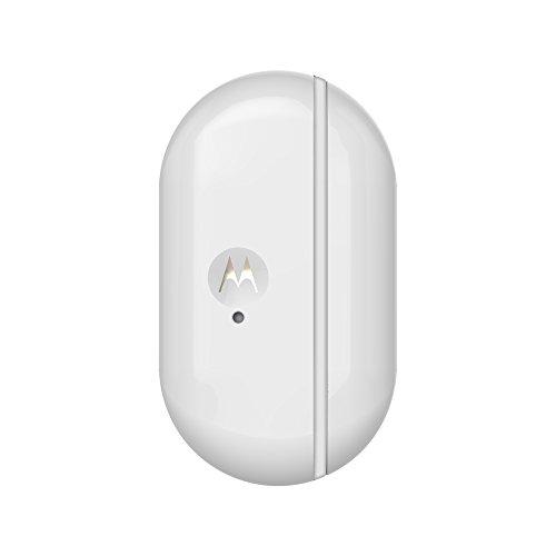 Motorola Baby Smart Nursery Alert Sensor, Tür- und Fenstersensor, Tür- und Fensteralarm mit Benachrichtigungs-Funktion, WiFi kompatibel (Luftbefeuchter Anlage)