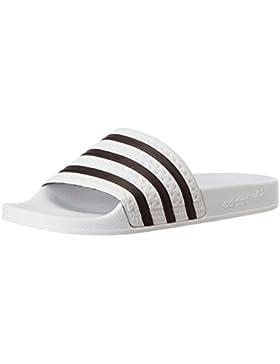 adidas Originals ADILETTE 280648, Unisex-Erwachsene Bade Sandalen