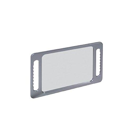 miroir maxel 40x26 argent