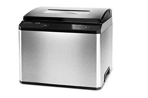 CASO SV900 Sous Vide Garer, perfektes Vakuum garen im Wasserbad für bis zu 5 Portionen, Niedertemperaturgarer 30°C bis 90°C in 0,1°C-Schritten