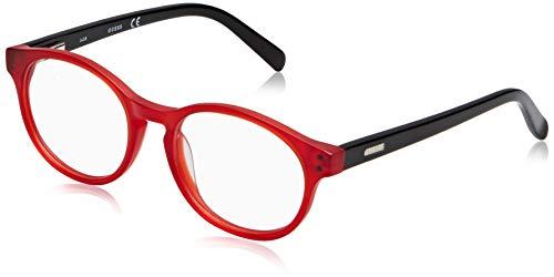 Guess gu9160 067 45 montature, (rosso opaco), unisex-adulto