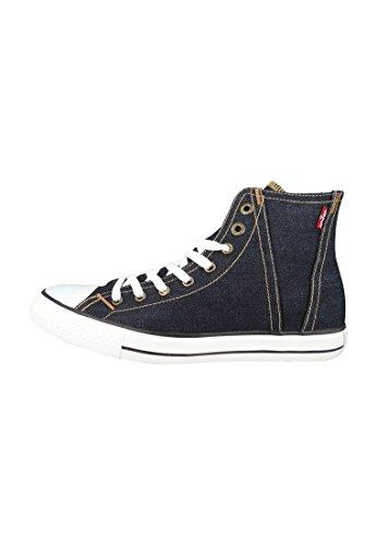 Levi's Original Red Tab Sneaker High, Baskets mode homme Blau - Bleu (18)