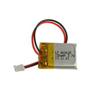 Adafruit Industries 1317 Flora, Li-po Battery
