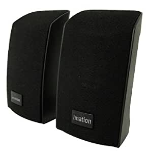 Imation SPK-70 USB 2.0 Speakers (Black)