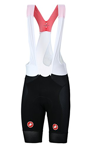 Castelli - Free Aero Race Bibshorts, color black, talla L
