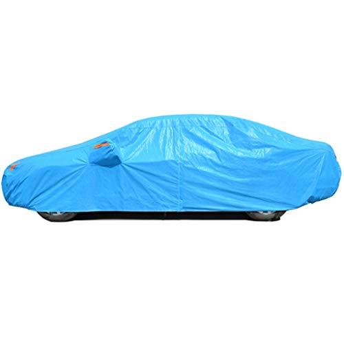 Couverture de voiture Convient pour BMW 1 Series / 3 Series / 5 Series Housse de protection solaire étanche pour voiture X1 / x3 / x4 / X5 Vêtements de protection contre le vent et la poussière