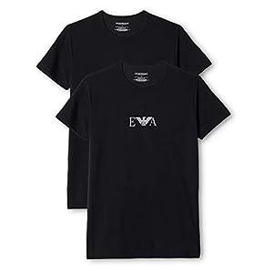 Emporio Armani, T-Shirt Uomo, set da 2 pezzi 9 spesavip