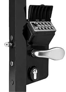 Locinox - Serrure de portail a code mecanique-garniture codelocks 500 -