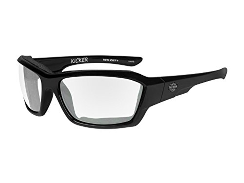 Harley-Davidson Wiley X Kicker Clear Motorrad Brille