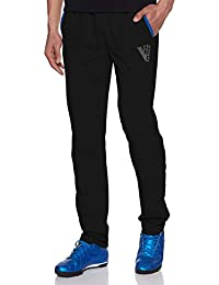 Van Heusen Athleisure Men's Cotton Rich Track Pant(Colors & Print May Vary)