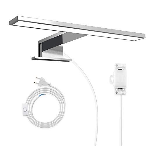 Aplique Espejo Baño LED Impermeable