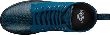 D2050 sneaker donna DR MARTENS LEYTON scarpe blu shoe woman Blu