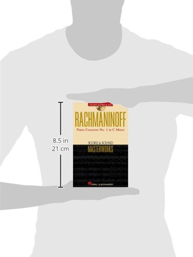 Rachmaninoff: Piano Concerto No. 2 in C Minor Op. 18 [With CD] (Score & Sound Masterworks)