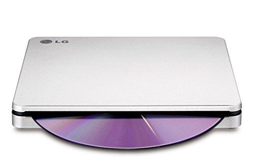 LG GP70NS50 - Unidad de Disco óptico Plata