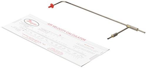 Dwyer Serie 160Edelstahl Pocket Größe Pitotrohr, 1/20,3cm Durchmesser, 15,2cm einführbare Länge -