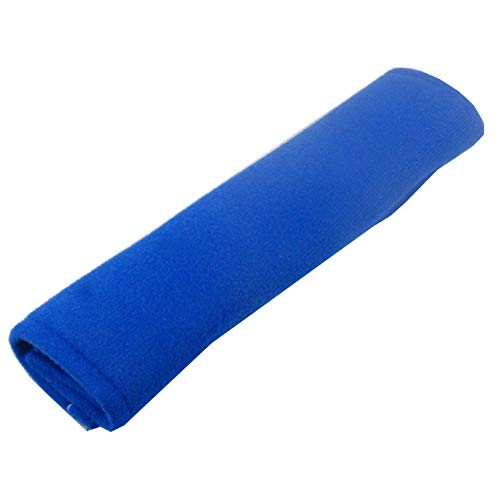 ATpart Super Weiches Verdickte Auto Sicherheitsgurt Schulter Cover Protector Schultergurt Rucksack Schultergurt Cover Blau Blau
