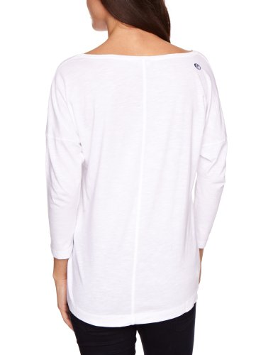 RIP CURL Damen T-shirt , Kent Weiß (Optical white)