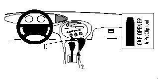 brodit-852618-852618-brodit-proclip-support-de-montage-pour-enceintes-ford-taurus-entre-1996-et-1999