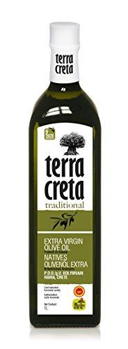 Preisvergleich Produktbild Terra Creta Kolymvari Olivenöl extra nativ aus Kreta 1-Liter