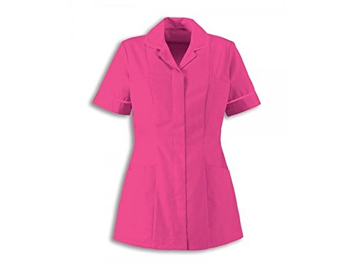 Alexandra Traditionelle Damen Frauen Still Tuniken NHS Health Medical Care (26, Bright Pink/Bright Pink)