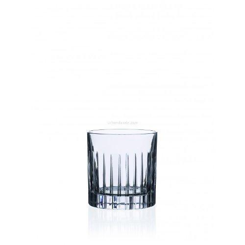 RCR cristal Timeless Old Fashioned Glasses Tumbler - 313ml (10,5 oz) - Ensemble de 6