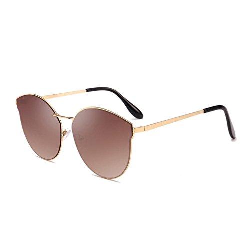 Btruely Unisex Sonnenbrille Sommer 2018 Neue Fahrbrille Polarisierte Sonnenbrille Fashion Shades Glasses Nachtsichtbrille Fahrbrille Mode Klassische Sportbrille UV-Brille (C)