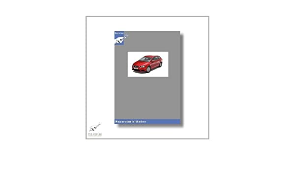 Seat Leon Typ 5F Karosserie Reparaturleitfaden 12/> Montagearbeiten außen