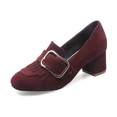 ee757b2c44982b Sanmulyh Chaussures Femme Personnalisé Matériel Printemps Automne Bottes  Confort Mode Semelles Légères Talons Bas Talon Carré