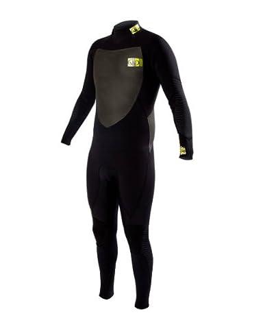 Body Glove Siroko 5mm Wetsuit - Black, Large/Medium