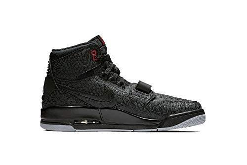 Nike Air Jordan Legacy 312 Men'S Shoe - black/black-varsity red, Größe:13 -
