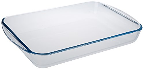 Pyrex 4936009 Plat à Lasagne Rectangle