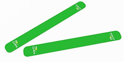 Protector Básico Pro-Elite para Pala de Padel (Verde Fluor)