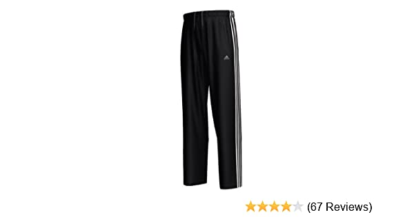 86fead7ecec1 Adidas CR Ess 3s Woven Pants OH ClimaLite Mens Sports trousers jogging  bottoms track sweat tracksuit Fitness Training man dark navy white 42 XS   ...