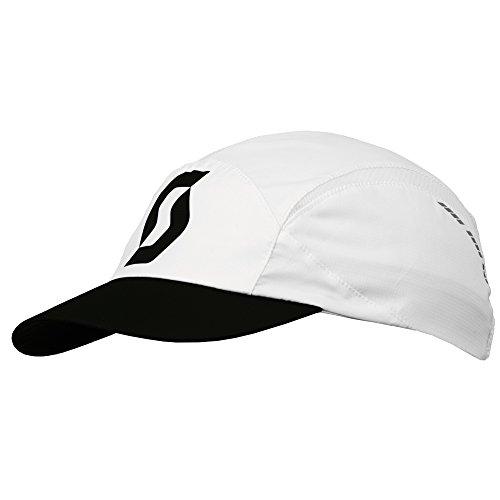 scott-classic-cycling-gorra-unisex-color-blanco-talla-nica