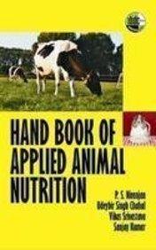 Hand Book of Applied Animal Nutrition por P. S. Niranjan