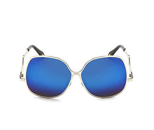 Tansle Damen Sonnenbrille Schwarz Silver/Black
