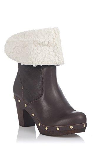 Laura Moretti Donna Swedish Nailed Boot stivali
