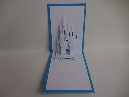Pop up Karte - Disney Land