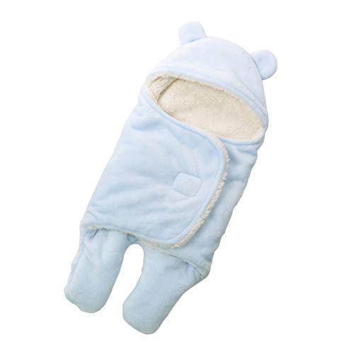 Recién Nacidos Bebé Cálido Manta Saco De Dormir