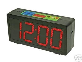 Veka - Reloj cronómetro led 10 cm