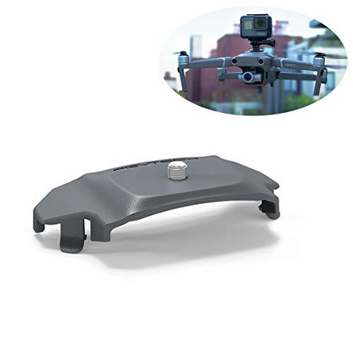 """Mecotech PGYTECH Adapter 360 ° Drehbarer Kamera Adapter 1/4 \""""Schrauben Verbinder Halterung für DJI Mavic 2 Pro/Mavic 2 Zoom Drohne für Gopro Kamera"""