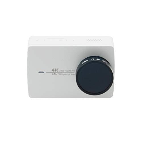Preisvergleich Produktbild babysbreath17 CPL Rundfilterabdeckung Objektivschutzkappe Ersatz für Yi Xiaomi II 4K Action Sport Kamera-Zubehör schwarz 37mm