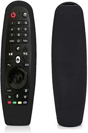 rnbedienung, Voice Fernbedienung Cover für LG Smart TV-Fernbedienung Controller an-mr600Kratzfest TV Fernbedienung Fall ()