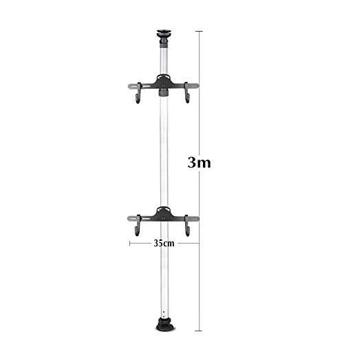 RUIX Fahrradmontageständer - Fahrradparkständer/Vertikaler Ständer