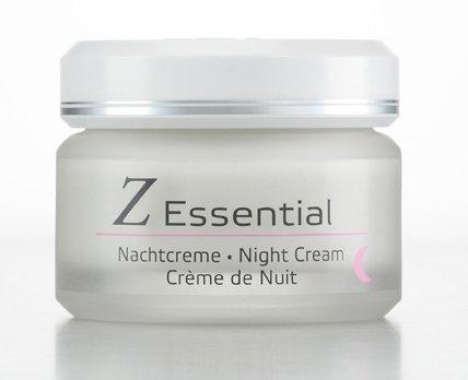 Annemarie Börlind Z Essential femme/woman, Nachtcreme, 1er Pack (1 x 50 ml) -