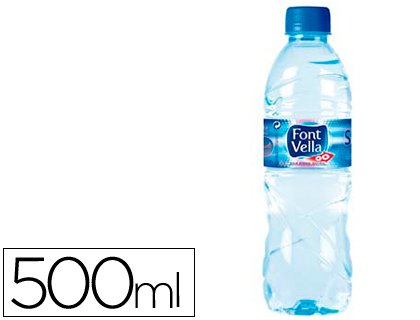 font-vella-agua-botella-50-cl-lote-24-botellas