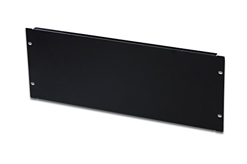 DIGITUS Blindabdeckung 48,3cm 19Zoll 4HE schwarz RAL9005