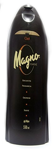 La Toja Magno Classic Gel - Gel Doccia - Shower Gel 550 Ml
