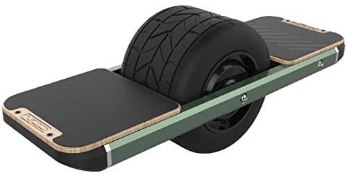 Einrad E-Board (Monowheel) - ICON Boards ICONWHEEL - Onewheel Hoverboard Elektro Skateboard (Grün)