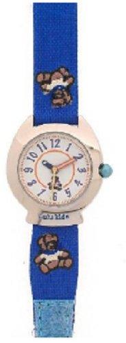 Lulu Castagnette Kinder-Armbanduhr Analog blau 38015